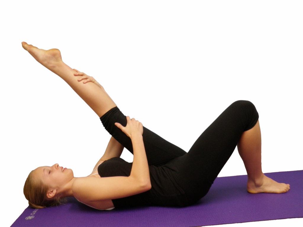 Safe dance stretching